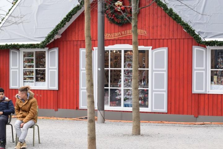 Switzerland Series Part II: Christmas inZurich