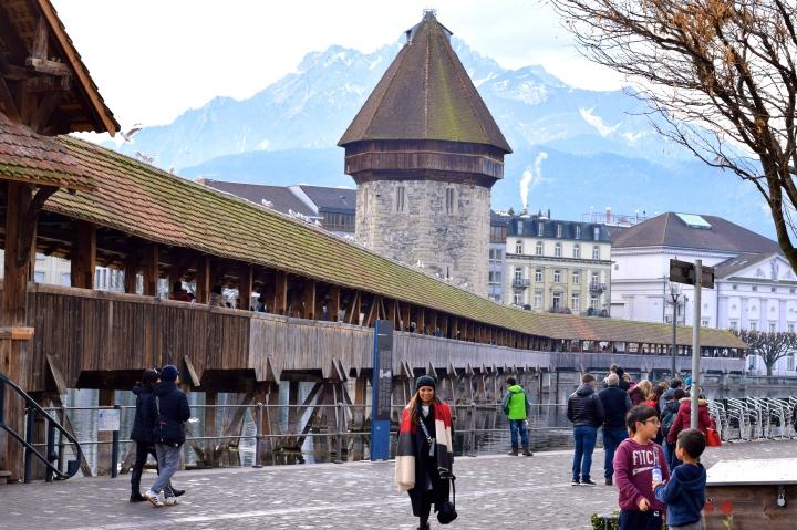 Switzerland Series Part III:Lucerne
